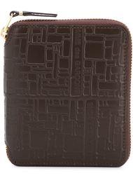 кошелек 'Embossed Logo' Comme Des Garçons Wallet