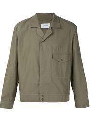 куртка-рубашка с нагрудным карманом Lemaire
