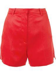 шорты с завышенной талией Mugler