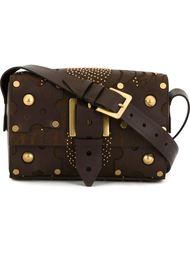 сумка на плечо  с заклепками Valentino