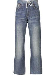 джинсы с поясом на завязках Junya Watanabe Comme Des Garçons Man