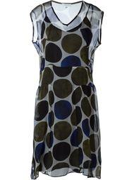 платье с узором в горох Paul By Paul Smith
