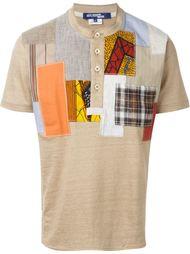 футболка с заплатками  Junya Watanabe Comme Des Garçons Man