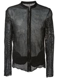 сетчатая куртка  Salvatore Santoro