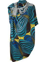 платье с цепочной отделкой  Junya Watanabe Comme Des Garçons