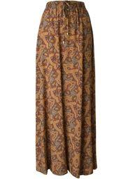 платье с принтом  Vanessa Seward