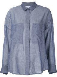 рубашка с нагрудными карманами Iro