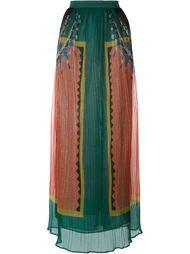 плиссированная юбка  Mes Demoiselles
