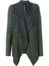 асимметричная куртка  Giorgio Brato