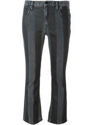 расклешенные джинсы  T By Alexander Wang