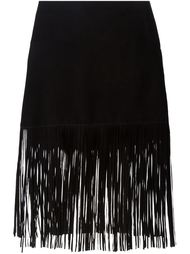 юбка с бахромой  Muubaa