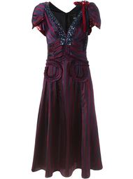полосатое платье Marc By Marc Jacobs