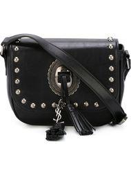 маленькая сумка через плечо 'Kim' Saint Laurent
