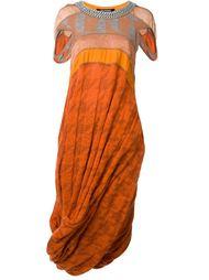 вязаное платье  Junya Watanabe Comme Des Garçons