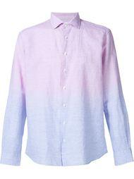 рубашка с градиентным эффектом Etro
