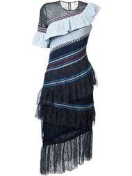 платье с вышивкой 'Octave'  Peter Pilotto