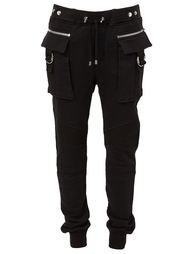 спортивные брюки с карманами Balmain