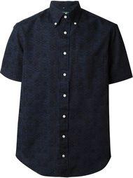 рубашка с короткими рукавами  Gitman Vintage