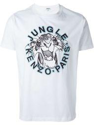 футболка 'Jungle Kenzo' Kenzo