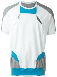 футболка Kolor x Adidas с панельным дизайном  Adidas