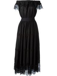 платье с кружевными деталями Faith Connexion