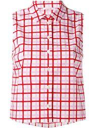 рубашка в клетку  P.A.R.O.S.H.