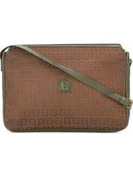 сумка на плечо с логотипом 'FF' Fendi Vintage