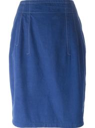 джинсовая юбка Jil Sander Vintage