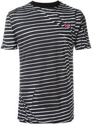 футболка в полоску 'Swallow' McQ Alexander McQueen