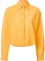 укороченная рубашка Romeo Gigli Vintage