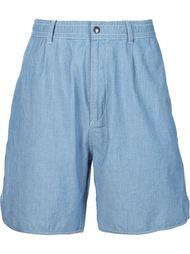джинсовые шорты Maison Kitsuné