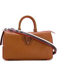 сумка-тоут с аппликацией с логотипом Emilio Pucci