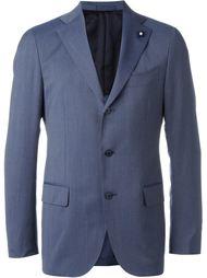 пиджак с застежкой на три пуговицы  Lardini