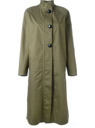 пальто с воротником-стойкой  Lemaire