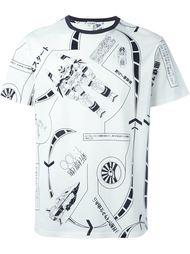 футболка 'Galaxy'  Loewe