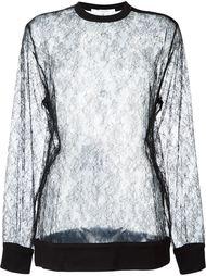 кружевная блузка Givenchy