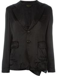 пиджак с расклешенной панелью сзади Comme Des Garçons Vintage