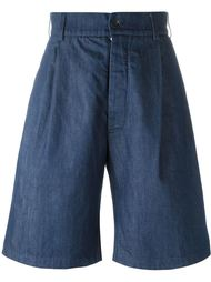джинсовые шорты Sunnei