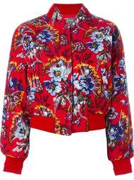 стеганая куртка-бомбер Kenzo Vintage