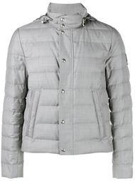 стеганая куртка  Moncler Gamme Bleu