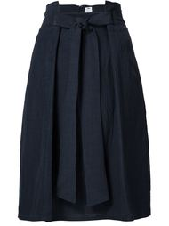 юбка с передними складками Damir Doma