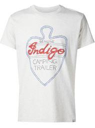 футболка с принтом 'Indigo' Visvim