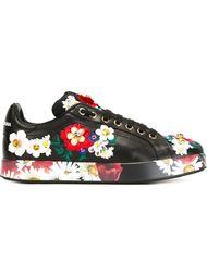 кроссовки 'Portofino' Dolce & Gabbana