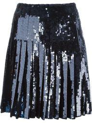 юбка с пайетками Emilio Pucci