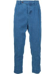 укороченные брюки  Outerknown