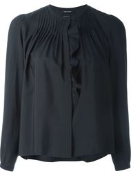 рубашка со складками Isabel Marant