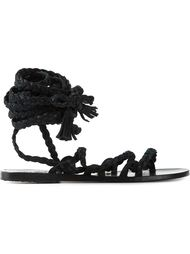 сандалии 'Kariatida' Ancient Greek Sandals