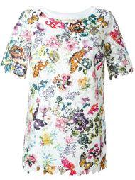 футболка с цветочным принтом  I'M Isola Marras