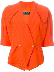 пиджак с запахом Thierry Mugler Vintage