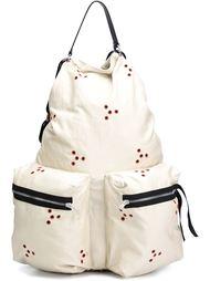 рюкзак с люверсами Raf Simons